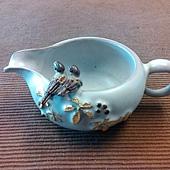 4.麻雀茶海--茶器--黃克強製