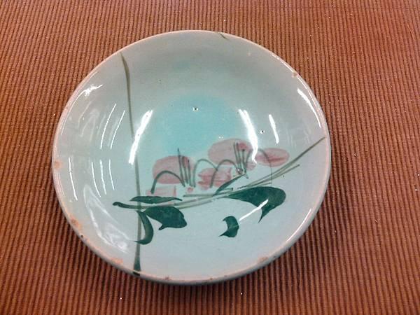 台灣早期碗碟-1