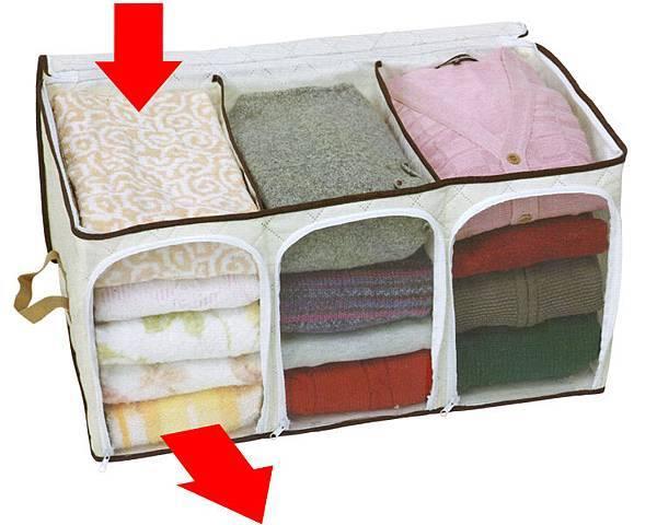 三格有視窗拉鍊衣物收納箱 60x35x30cm.jpg
