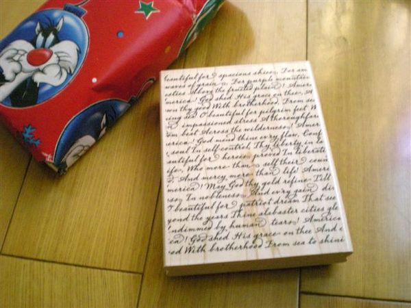 禮物2-背景章