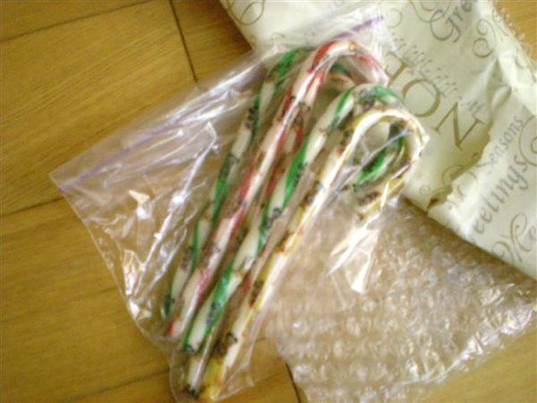 禮物3-拐杖糖