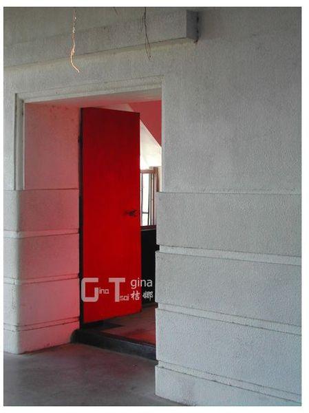 安平古堡安平燈塔紅門