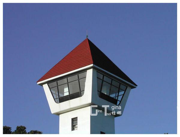 安平古堡安平燈塔頂