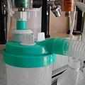 呼吸治療用水加水瓶蓋