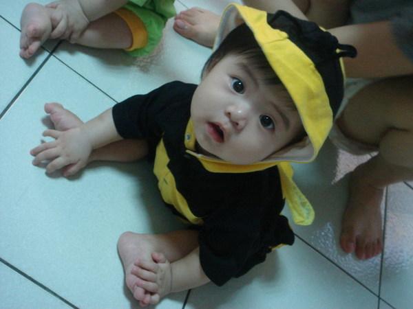 我是口愛小蜜蜂