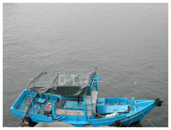 淡水漁人碼頭船