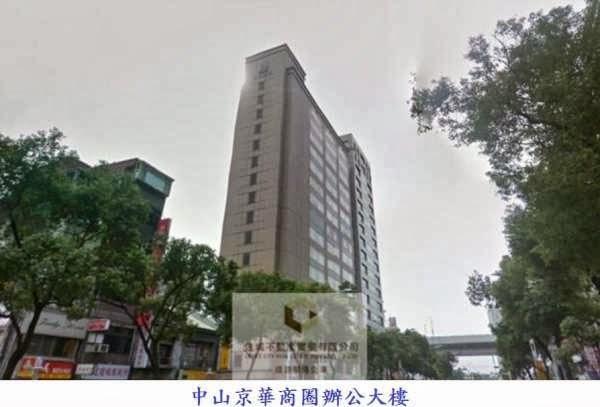 中山京華商圈
