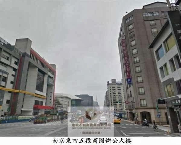 南京東四五段商圈