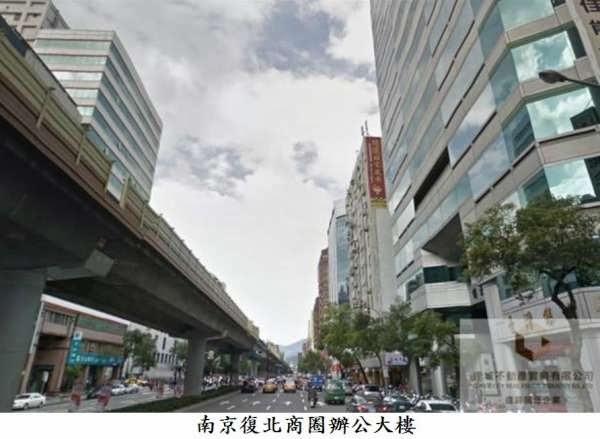南京復北商圈