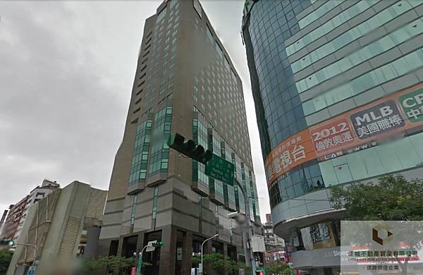 10.5台北市中華路一段39號