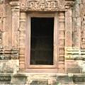 女王廟紅砂岩雕刻