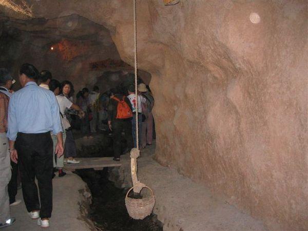 吐魯番坎井博物館內部