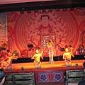敦煌劇院的舞蹈