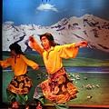 民俗文化村  藏族舞蹈