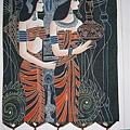 民俗文化村 內所賣畫作