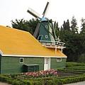 世界之窗內景  荷蘭風車