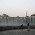 世界之窗內景 尼加拉瀑布