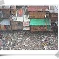 宿舍外的黑龍江─貧民窟