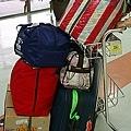載譽歸國的行李
