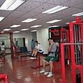 華僑中學健身房