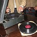 古早黑膠唱盤