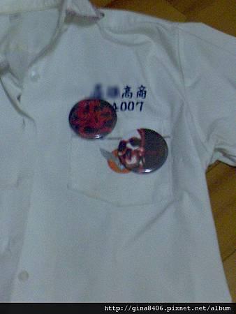 MUCC徽章制服-2