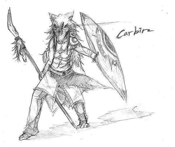 戰士Carbin