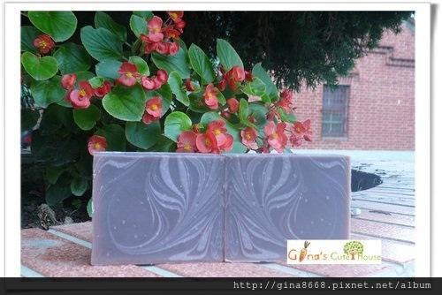 #131 紫草渲染手工皂