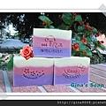 #140 玫瑰花漾手工皂