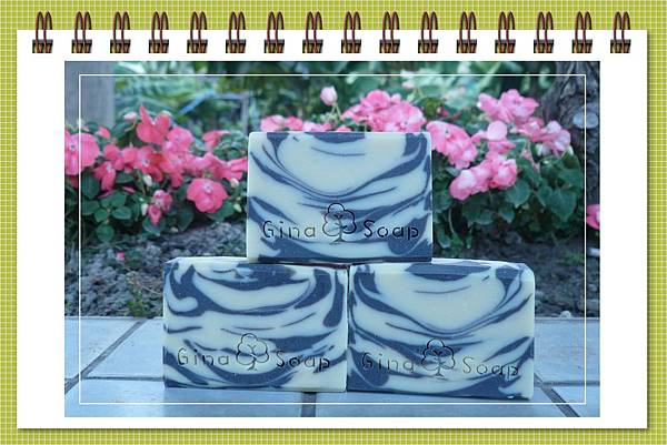 #119 檀香潔膚皂(半乳皂)