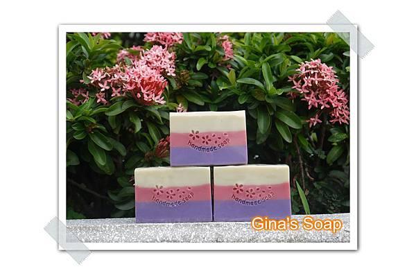 #172 玫瑰花漾手工皂