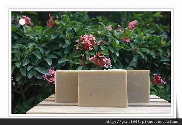 #181 艾草BABY嫩膚皂(半乳皂)