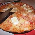 Fatty's整體餐點都還滿推薦的,Pizza類最好吃