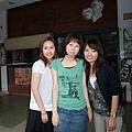 三個女生來一張