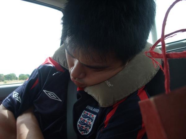 大頭累壞了.JPG