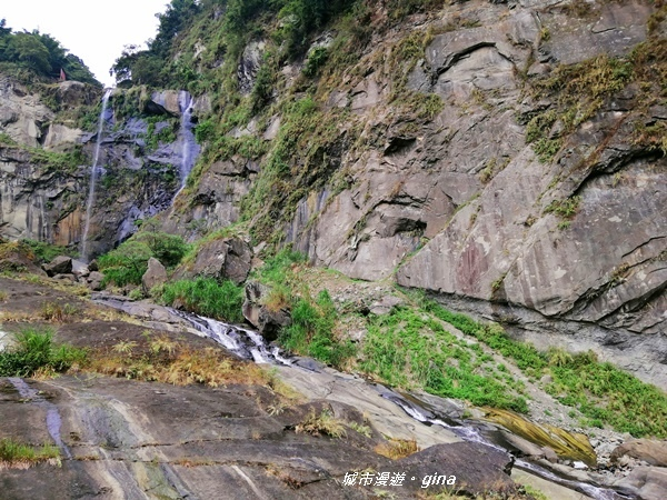 【雲林。古坑】山間小旅行。草嶺風景區~蓬萊瀑布步道