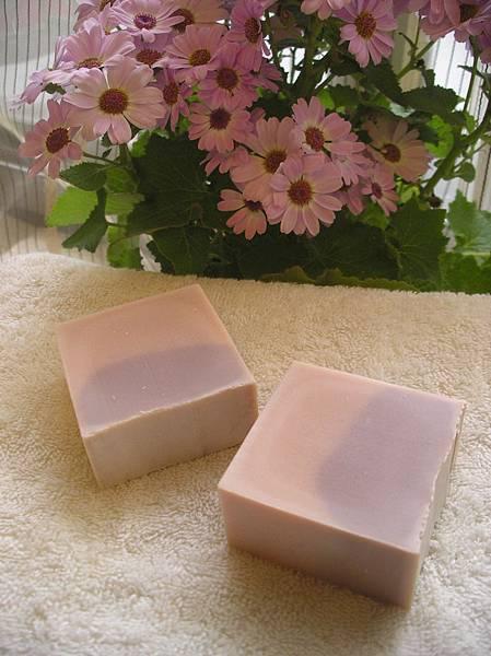 玫瑰天竺葵甦活皂1