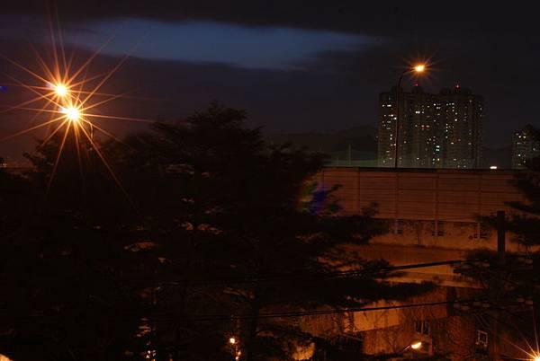 天空(台北。文山。景福街)