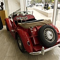 1952 red MG TD used by Marilyn Monroe and Cary Grant in Monkey Business sold for 210,000 USD
