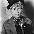 Harpo Marx -美國喜劇演員。