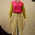 "Elizabeth Taylor ""Velvet Brown"" racing silks and riding pants from National Velvet sold for 60,000.00 USD"