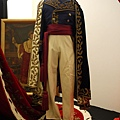 Michael Rennie Napoleonic style complete formal 4-piece uniform from Desirée sold for 5,500.00 USD