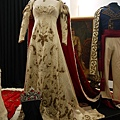 "Merle Oberon ""Empress Josephine"" Coronation gown with velvet and ermine robe from Desirée sold for 22,500.00 USD"