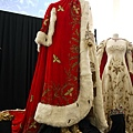 Marlon Brando satin tunic with velvet and fur robe from Desirée sold for 60,000.00 USD