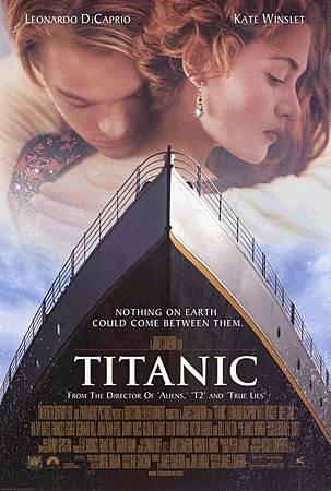 《鐵達尼號》Titanic(1997)