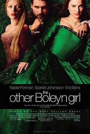 《美人心機》 The Other Boleyn Girl (2008)