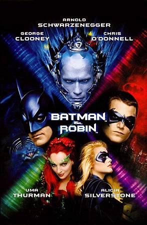 《蝙蝠俠與羅賓》Batman & Robin (1997)