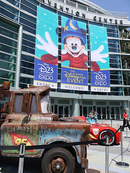 D23 Expo 2011 迪士尼博覽會