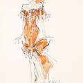 lot 250 BOB MACKIE FOR BETTE MIDLER DESIGN SKETCH.jpg