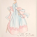 lot 142 VALENTINO ORIGINAL ACADEMY AWARDS DESIGN SKETCH  $4062.50.jpg